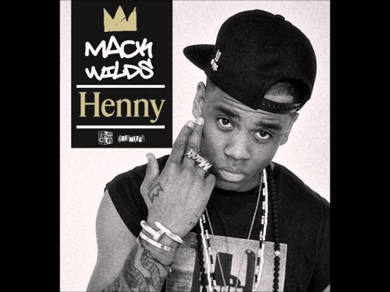 Mack Wilds Henny