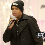 Recap & Photos: Mack Wilds Performs at Macy's Prom Fashion Show in NYC 4/5/14