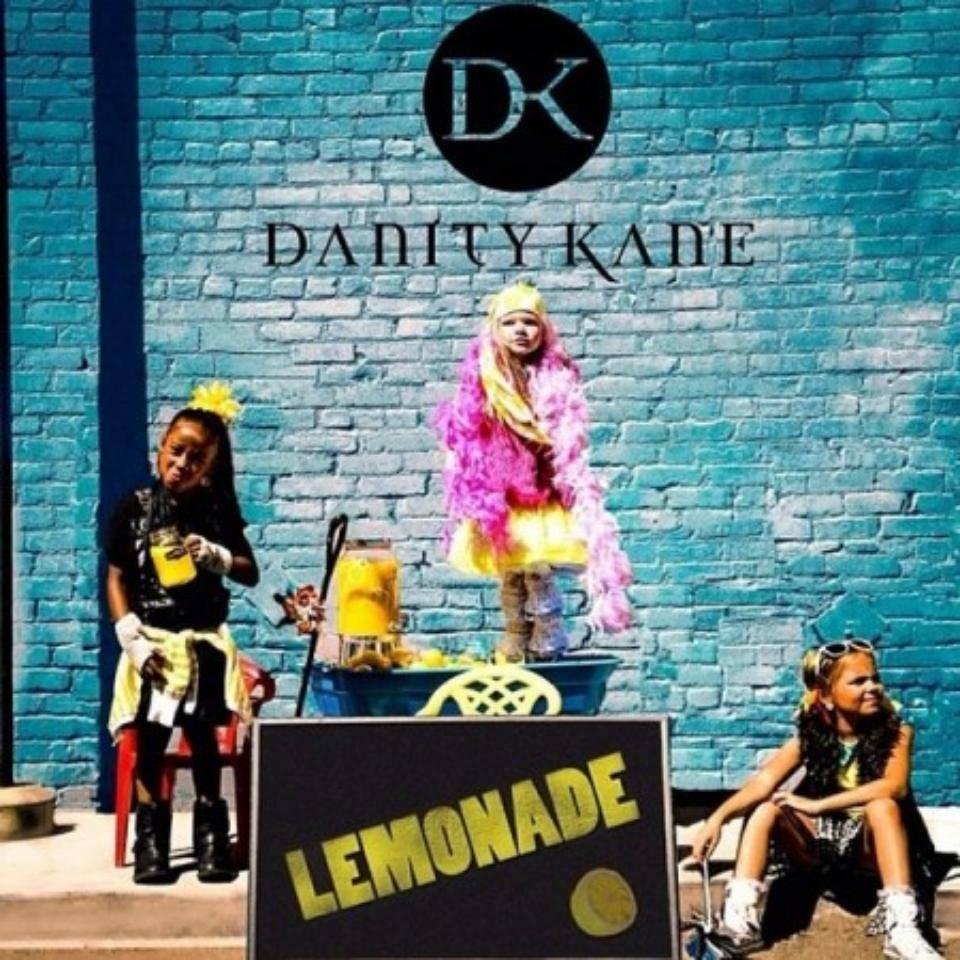 "New Video: Danity Kane ""Lemonade"" (Lyric Video)"