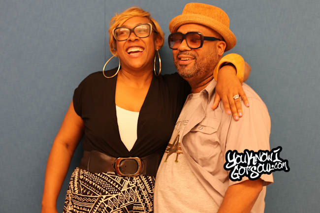 Kindred the Family Soul YouKnowIGotSoul 2014