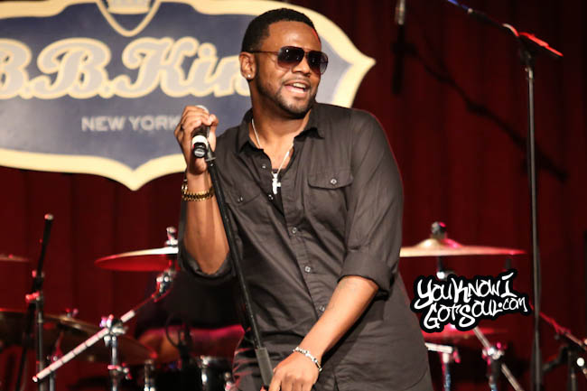 Carl Thomas BB Kings 2014