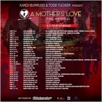 """Kandi, Q. Parker, Meelah & More Set to Star in """"A Mother's Love"""" The Musical U.S. Tour"""