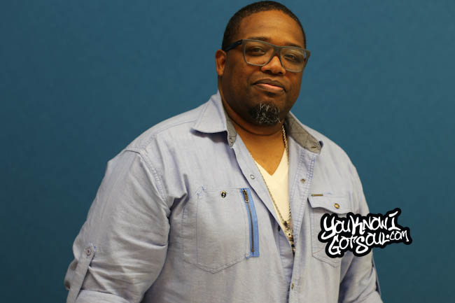 Dave Hollister YouKnowIGotSoul August 2014