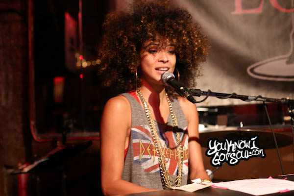 """Kandace Springs Performing """"The Beautiful Ones"""" (Prince Cover), """"Meet Me in the Sky"""" & """"Teach Me"""" Live in Brooklyn 9/6/14"""