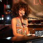 Recap & Photos: Kandace Springs, Angela Johnson & Rell Perform at Frank's Lounge in Brooklyn 9/6/14