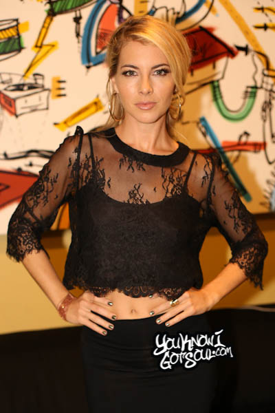 Morgan James Sol Village SOBs October 2014