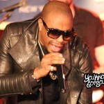 """Raheem DeVaughn Performing """"Queen"""" Live at BB King's in NYC 10/9/14"""