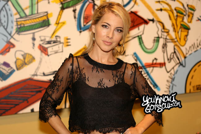 Morgan James YouKnowIGotSoul October 2014