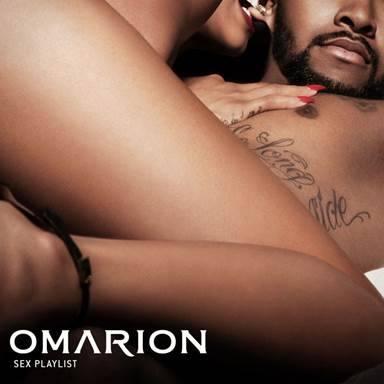 Omarion Sex Playlist Album Cover