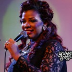 """Syleena Johnson Performing """"Heaven & Hell"""" Live at Album Release Show in NYC 11/1/14"""