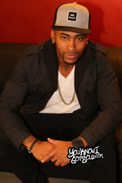 Willie Taylor YouKnowIGotSoul October 2014