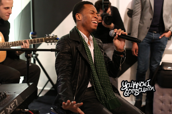 Kevin Ross Glade Pop Up Store NYC December 2014-2-2