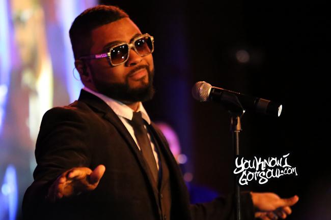 Musiq Soulchild BB Kings Dec 2014