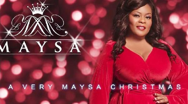 """New Music: Maysa """"This Christmas"""" featuring Will Downing"""