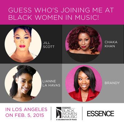 Essence Black Women in Music 2014