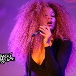 "Lion Babe Performing ""Treat Me Like Fire"" Live at SOB's for Sol Village 1/21/15"