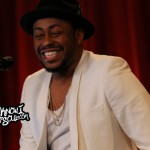 """Raheem DeVaughn Performing New Song """"Terms of Endearment"""" Live in NYC"""