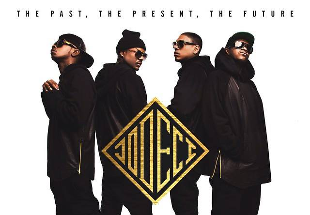 "Jodeci to Release New Album ""The Past, The Present, The Future"" on March 31st + Cover Art and Tracklist"