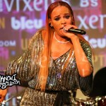 """Faith Evans Performing """"Soon as I Get Home"""" Live at SOB's in NYC 3/29/15"""