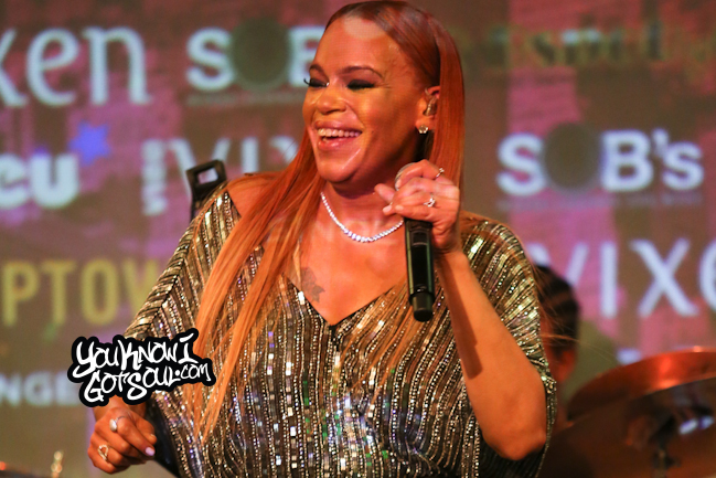 Did You Know Faith Evans Wrote These Songs for Other Artists in the 90's?
