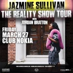 Giveaway: Win Tickets to See Jazmine Sullivan at Club Nokia in L.A. 3/27/15