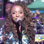 """Ledisi Performs """"Rock With You"""" on Good Morning America"""
