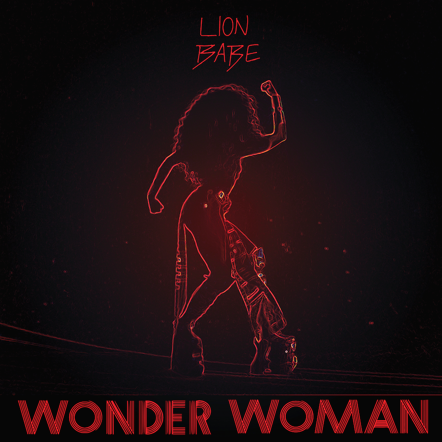 Lion Babe Wonder Woman