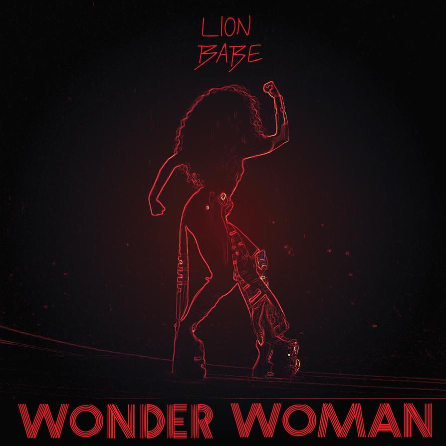 Lion Babe Wonder Woman