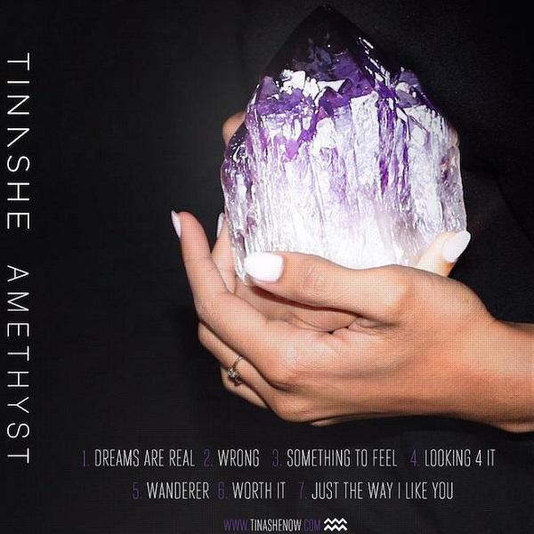 Tinashe Amethyst Album Cover