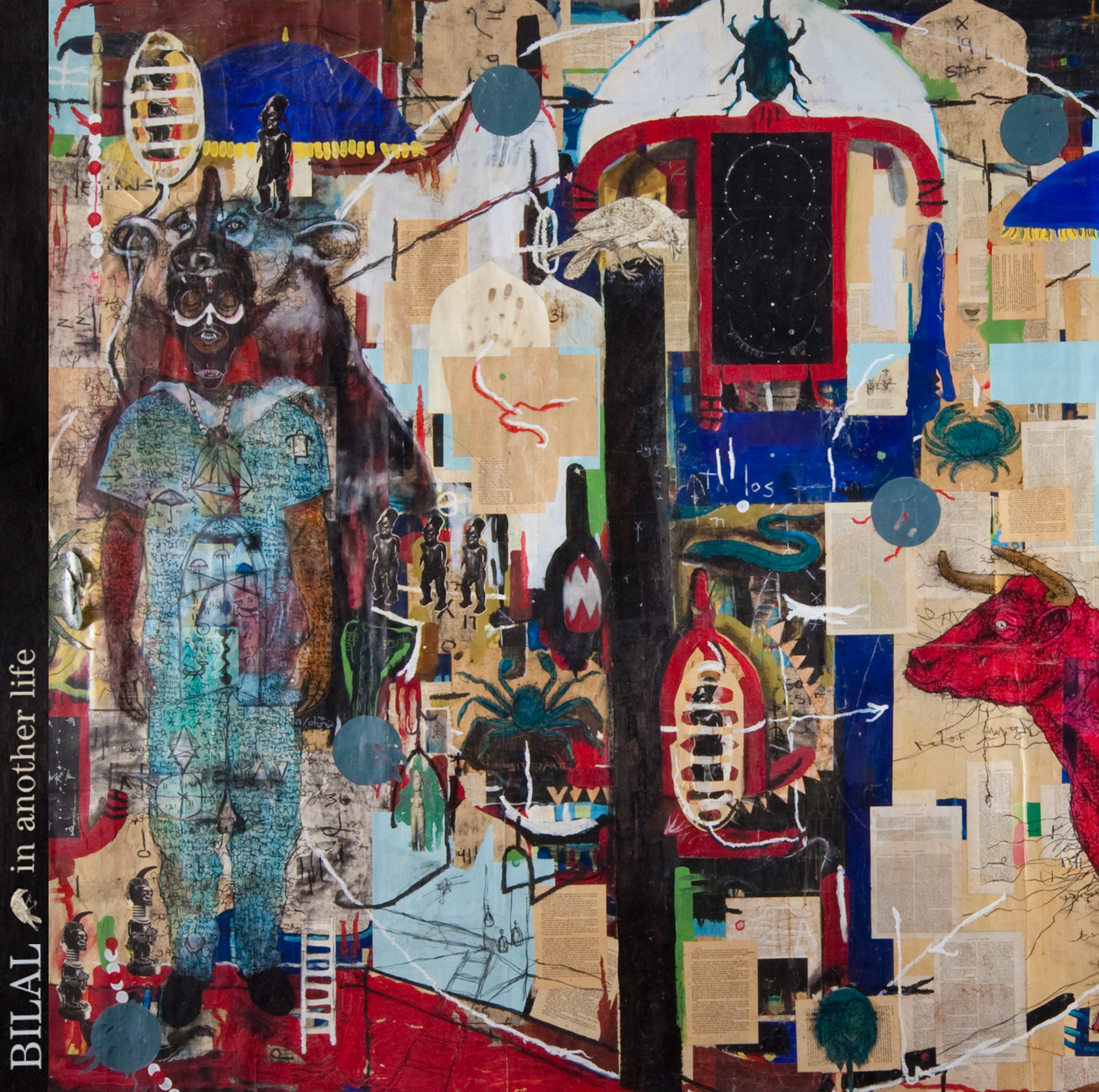 Bilal In Another Life Album Cover