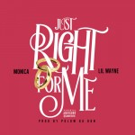 """New Video: Monica """"Just Right For Me"""" Featuring Lil Wayne"""