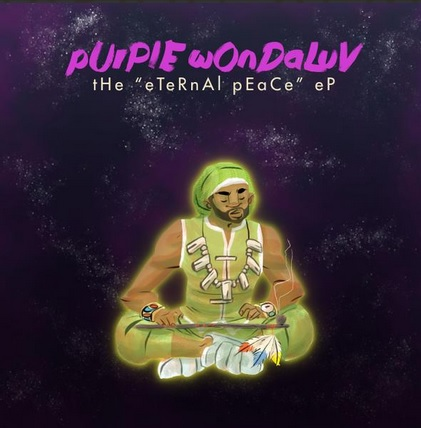 Purple WondaLuv The Eternal Peace EP