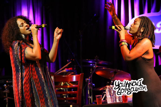 Floetry BB Kings July 2015