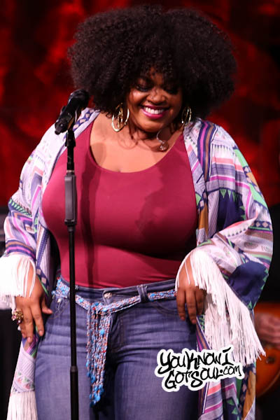 Jill Scott Woman Album Listening Performance Harlem June 2015-5