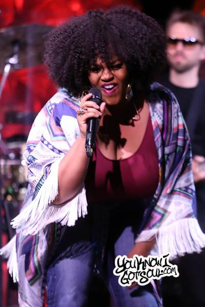 Jill Scott Woman Album Listening Performance Harlem June 2015-7