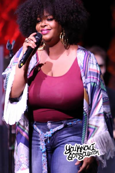 Jill Scott Woman Album Listening Performance Harlem June 2015-8