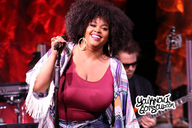 Jill Scott Woman Album Listening Performance Harlem June 2015