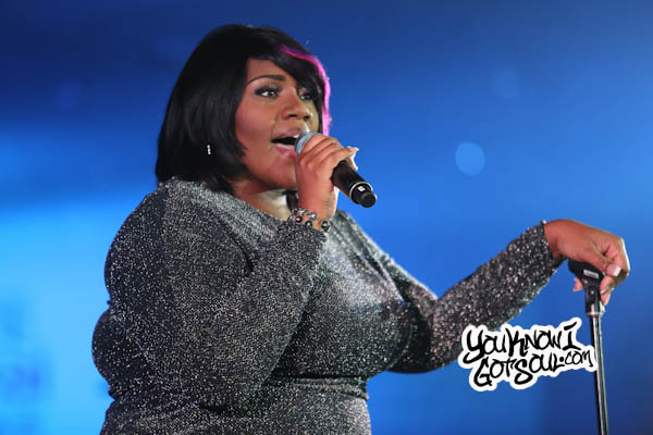 Kelly Price Essence Festival 2015