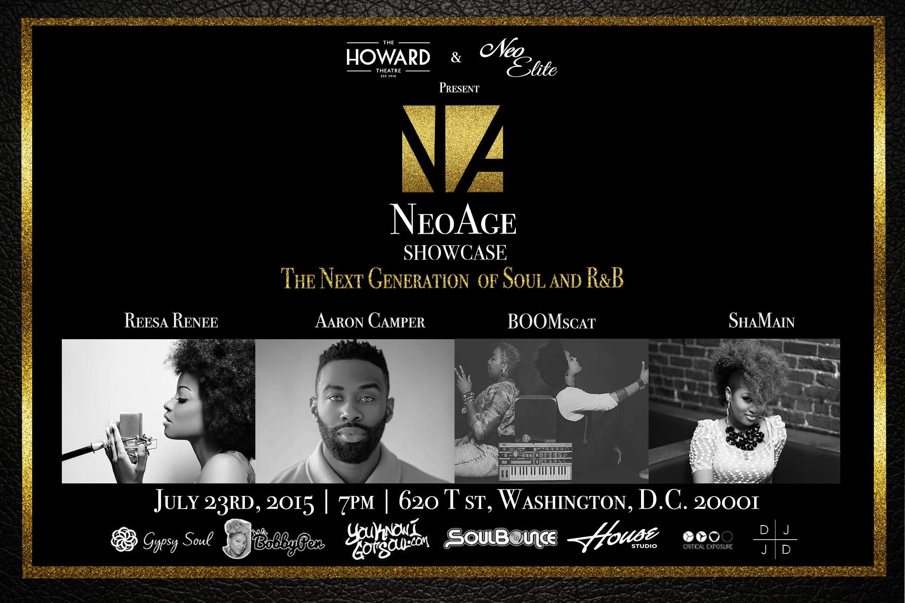 Neo Age Showcase July 2015