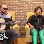 """Exclusive: Stacy Barthe Performs an Acoustic Version of """"Hey You There"""" for YouKnowIGotSoul"""