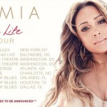 """Tamia Announces """"Love Life"""" Tour, Set to Begin Aug 20th in NYC"""