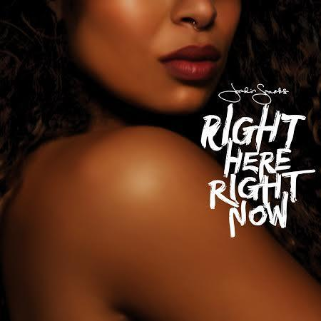 Jordin Sparks Right Here Right Now Album Cover