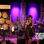 """Amel Larrieux Performing """"For Real"""" Live at City Winery in NYC 8/6/15"""
