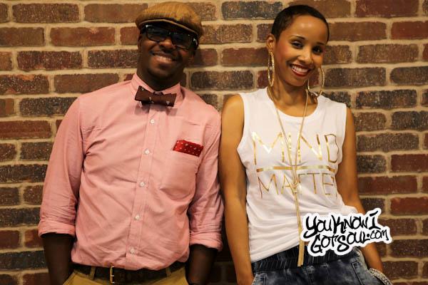 Kwame Vivian Green YouKnowIGotSoul July 2015