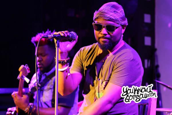 Purple WondaLuv Musiq Soulchild Sol Village August 2015