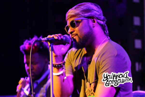 Purple WondaLuv Musiq Soulchild Sol Village August 2015