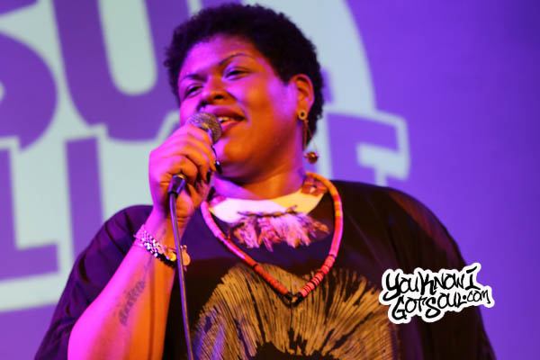 Stacy Barthe Sol Village August 2015