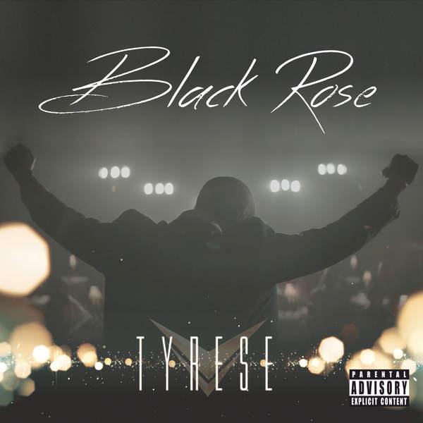 Tyrese Black Rose Album Cover