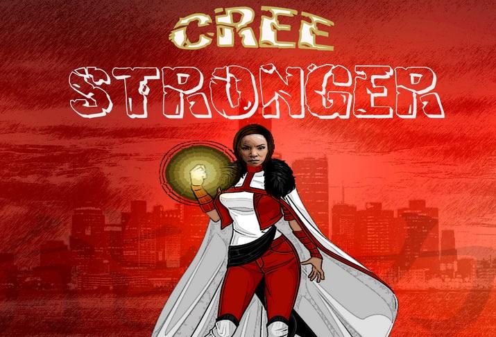 Cree Lamore 702 Stronger