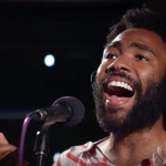 """Childish Gambino Covers Tamia's """"So Into You"""" Acoustic in Studio"""